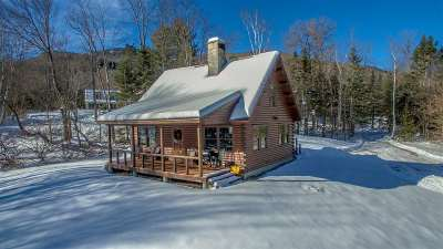 Carroll County Single Family Home For Sale: 486 Carter Notch Road