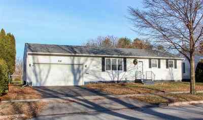 Chittenden County Single Family Home For Sale: 26 Gazo Avenue