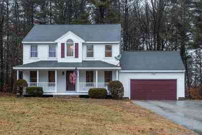 Milford Single Family Home Active Under Contract: 16 Ches Mae Lane