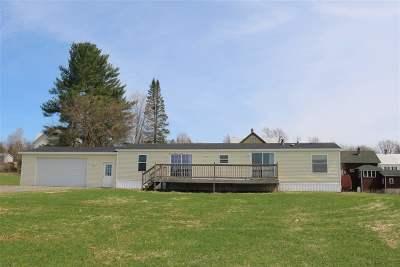Richford Single Family Home For Sale: 151 Dunlavey Avenue
