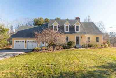 Rye Single Family Home Active Under Contract: 50 Brackett Road