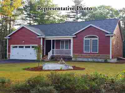 Conway Single Family Home For Sale: Lot 82 Timbershore Drive