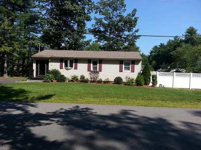 Concord Single Family Home For Sale: 69 Manor Road