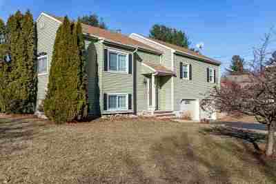 Nashua Single Family Home Active Under Contract: 8 Thistle Court