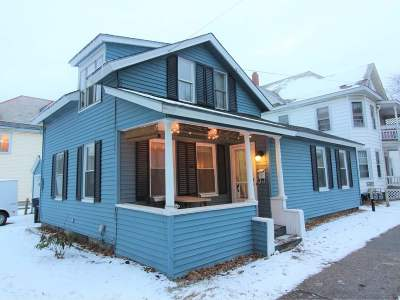 Chittenden County Single Family Home For Sale: 370 North Street