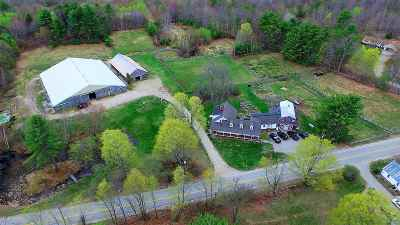 Carroll County Single Family Home For Sale: 85 Lyford Road