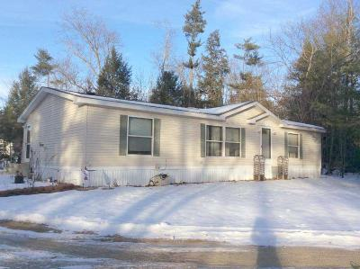 Single Family Home For Sale: 178 Fairgrounds Road