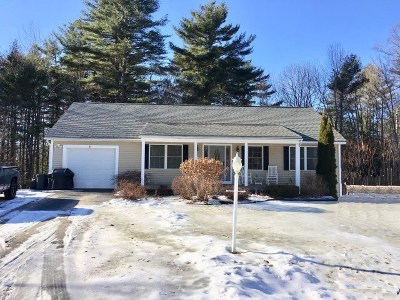 Laconia Single Family Home For Sale: 25 Colby Court