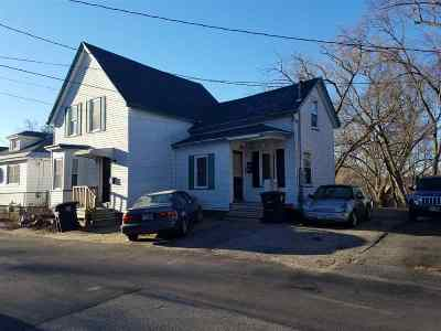 Nashua Multi Family Home For Sale: 7 Cherry Street