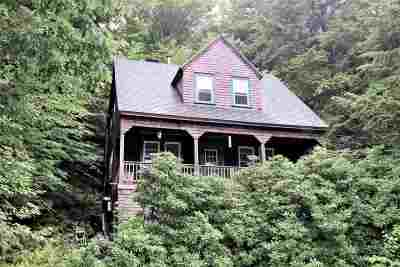 Newbury Single Family Home For Sale: 1094 Route 103 Route