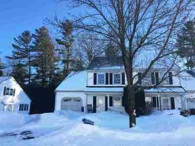 South Burlington Condo/Townhouse For Sale: 1804 Brand Farm Road #1804