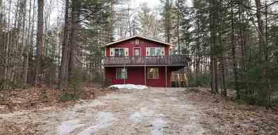Barnstead Single Family Home For Sale: 15 Windham Lane #42/464