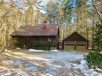 Alton NH Single Family Home Active Under Contract: $257,500