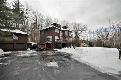 Bristol Single Family Home For Sale: 284 Upper Birch Drive