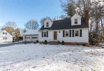 Hampton Single Family Home Active Under Contract: 19 Ridgeview Terrace