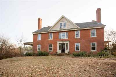 Strafford County Single Family Home For Sale: 148 County Farm Road