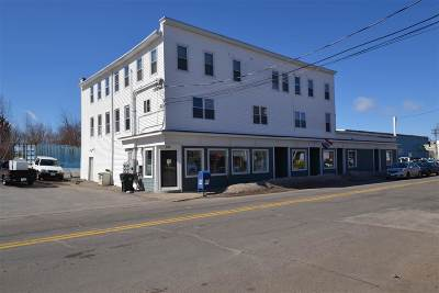 Manchester Commercial Lease For Lease: 361 Massabesic Street