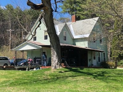 Lisbon NH Single Family Home For Sale: $128,500