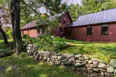 Norwich Single Family Home For Sale: 1209 Turnpike Road