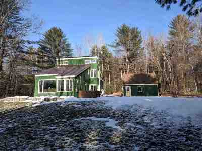 Thornton Single Family Home Active Under Contract: 44 Tamarack Road