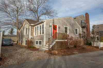 Hampton Single Family Home For Sale: 20 Glen Road
