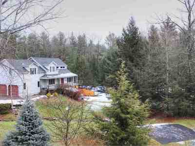 Chittenden County Single Family Home For Sale: 93 Milton Falls Court