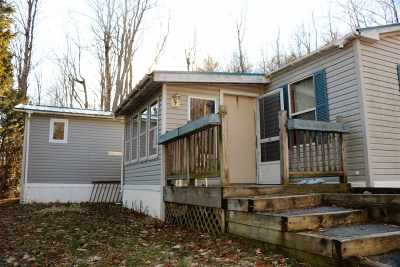 Addison County Single Family Home Active Under Contract: 1814 S Middlebrook Road