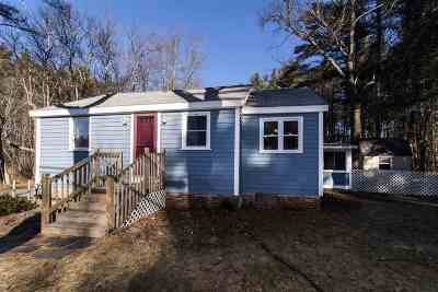 Somersworth Single Family Home Active Under Contract: 219 W High Street