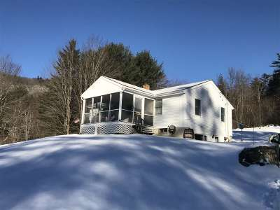 Littleton NH Single Family Home For Sale: $169,000
