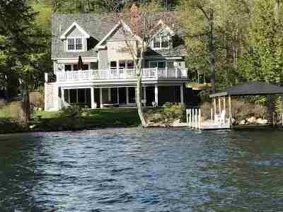 Alton NH Single Family Home For Sale: $2,395,000