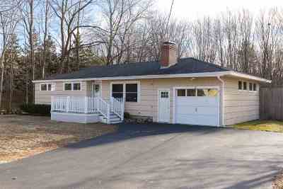 North Hampton Single Family Home Active Under Contract: 18 Hobbs Road
