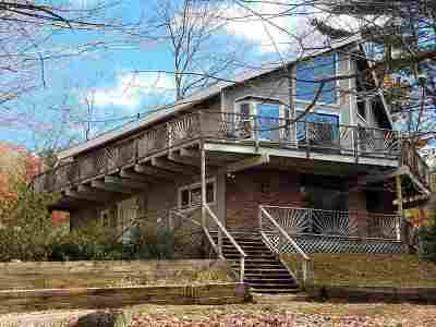 Belknap County, Carroll County, Cheshire County, Coos County, Grafton County, Hillsborough County, Merrimack County, Rockingham County, Strafford County, Sullivan County Single Family Home For Sale: 11 Hermit Lane