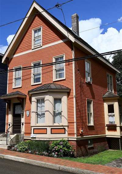 Portsmouth Condo/Townhouse Active Under Contract: 287 Marcy Street