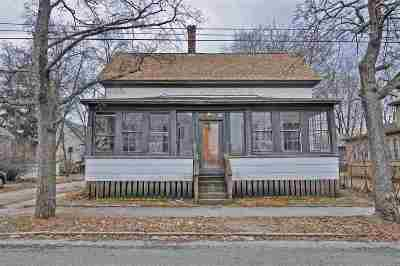 Concord Multi Family Home Active Under Contract: 37 Thorndike Street