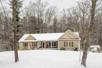 Strafford County Single Family Home For Sale: 6 Peaslee Road