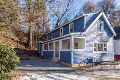 Hooksett Single Family Home Active Under Contract: 8 Chase Street