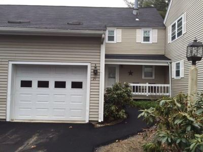 Londonderry Condo/Townhouse Active Under Contract: 71 Winding Pond Rd. Road