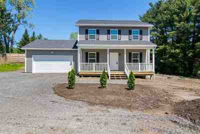 St. George Single Family Home For Sale: Vt Route 2a #2