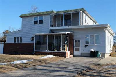 Manchester Multi Family Home Active Under Contract: 41 Upland Street