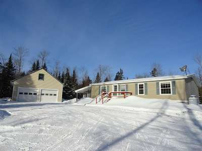 Orleans County Single Family Home For Sale: 2172 Route 111