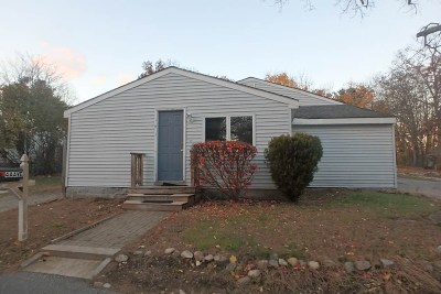 Salem Single Family Home Active Under Contract: 4 A Avenue