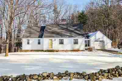 Bow Single Family Home Active Under Contract: 9 Bow Bog Road