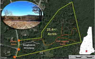 New Boston Residential Lots & Land For Sale: 136 Wilson Hill Rd