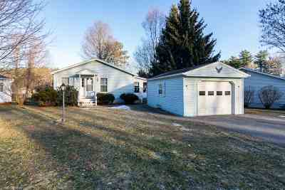 Williston Single Family Home For Sale: 208 Stonehill Road
