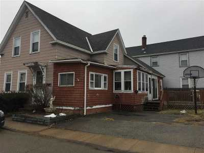 Nashua Single Family Home Active Under Contract: 9 Pierce Street