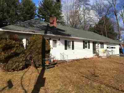 Nashua Single Family Home For Sale: 175 Kinsley Street