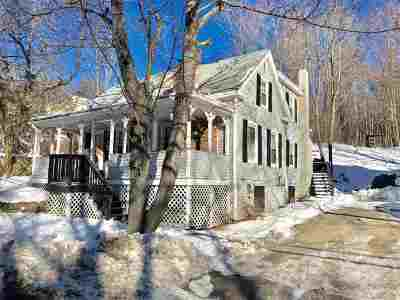 Wolfeboro Single Family Home For Sale: 37 Elm Street