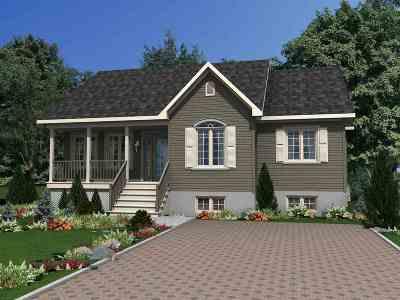 Laconia Single Family Home For Sale: Lot 9 Barbara Boulevard