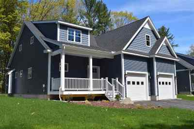 Strafford County Single Family Home For Sale: 12 Red Barn Drive #Lot 2