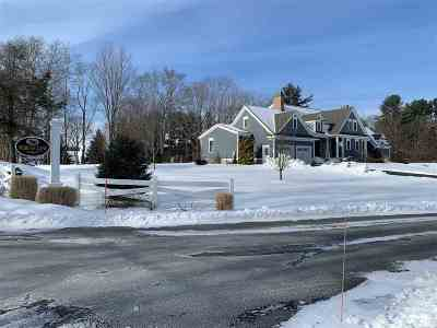 North Hampton Single Family Home For Sale: 3 Morgan Lane